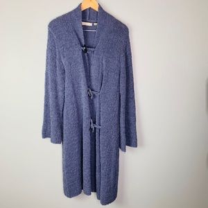 Anthropologie sleeping in snow sweater Size large